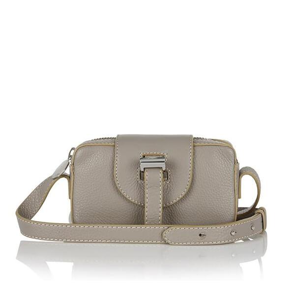 meli melo Women's Micro Box Cross Body Bag - Taupe