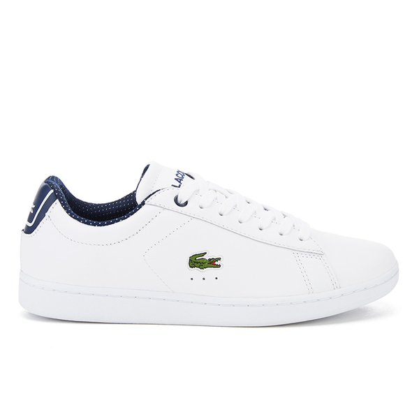 Lacoste Women's Carnaby Evo 116 1 SPW Court Trainers - White: Image 1