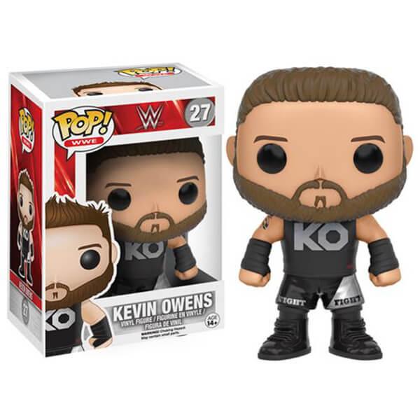WWE Kevin Owens Pop Vinyl Figure