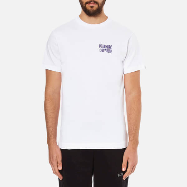 Billionaire Boys Club Men's New Moon Short Sleeve T-Shirt - White