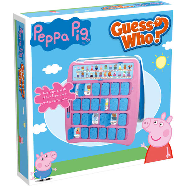 Guess Who - Peppa Pig Edition