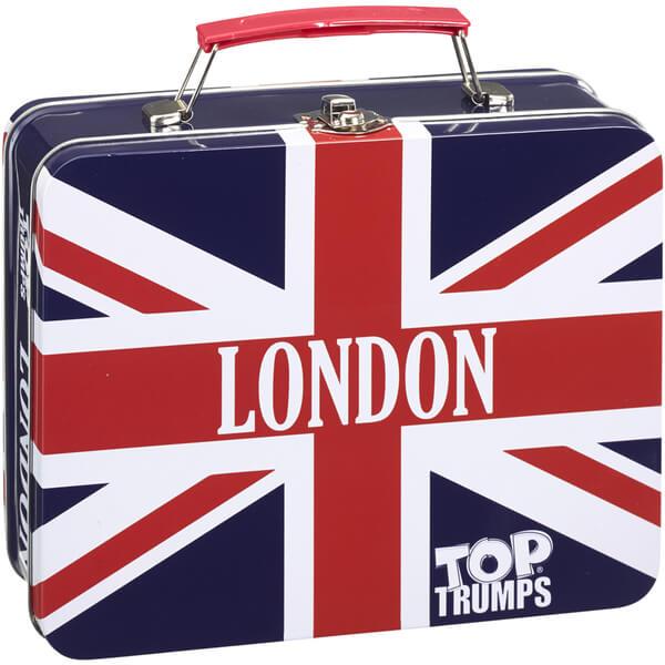 Top Trumps Collectors Tin - London