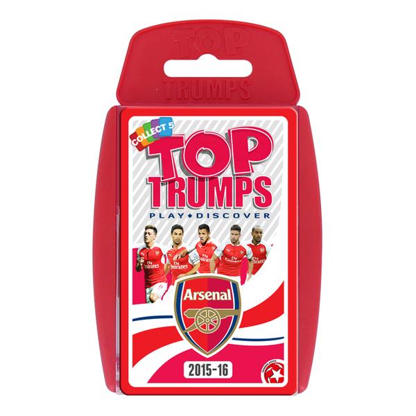 Top Trumps Specials - Arsenal FC 2015/16