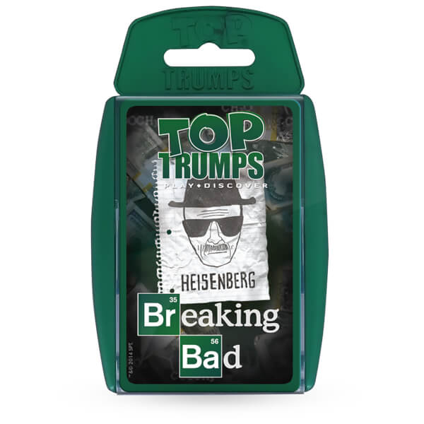 Top Trumps Specials - Breaking Bad