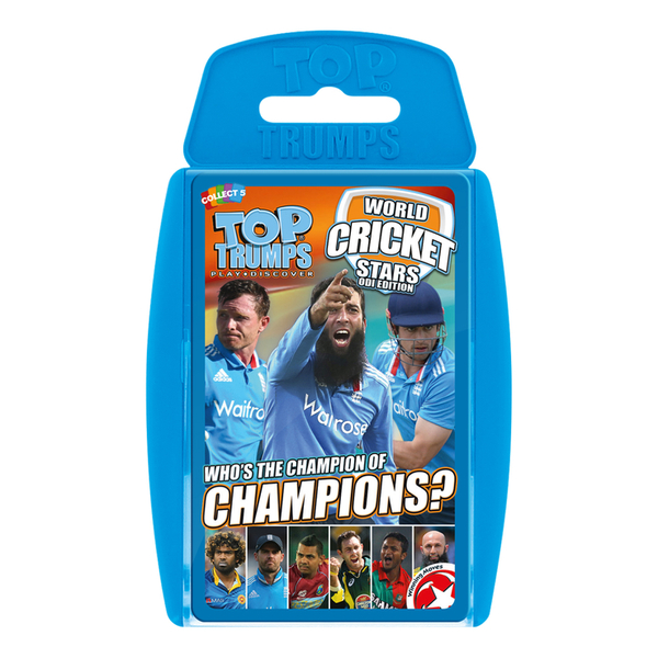 Top Trumps Specials - World Cricket Stars