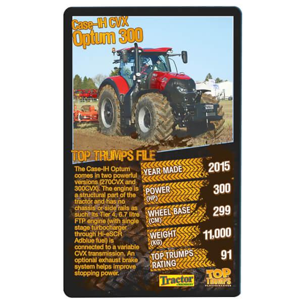 tractor top trumps