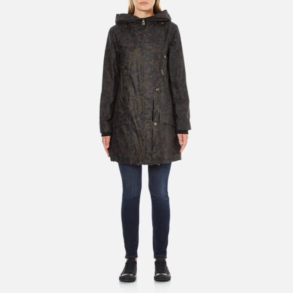 Belstaff Women's Habeldon Jacket - Spinach/Black