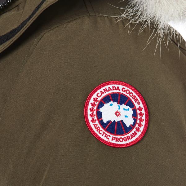 canada goose arm logo
