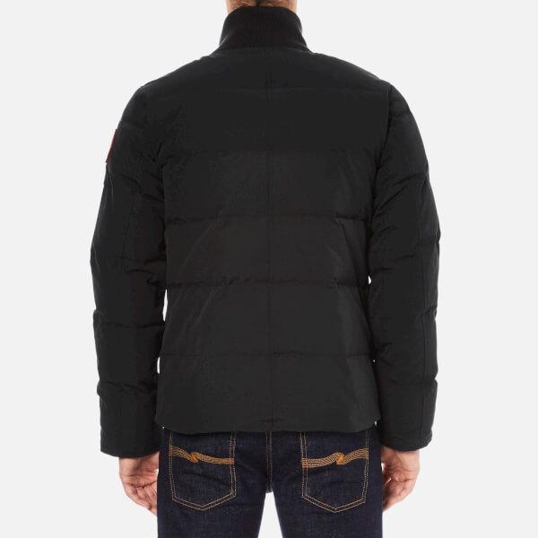 Canada Goose Men S Woolford Coat Black Free Uk