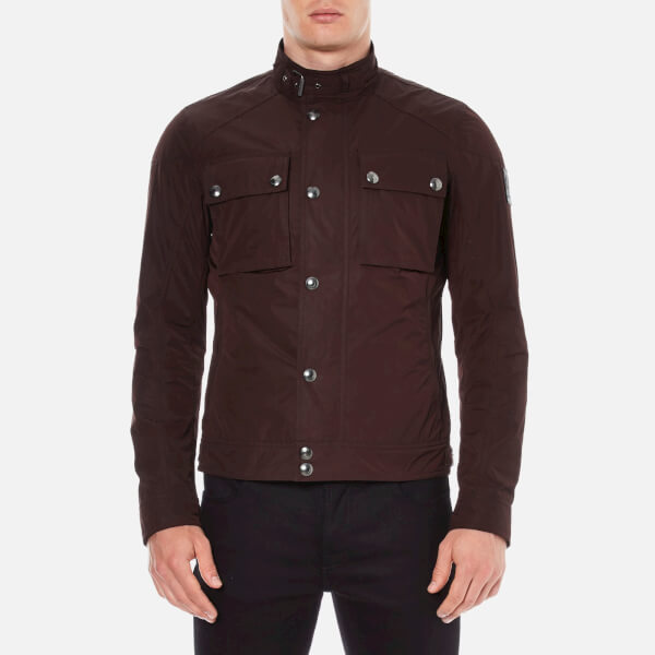 Belstaff Men's Racemaster Jacket - Rust Brown