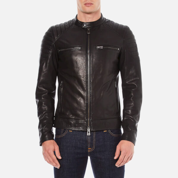 Belstaff Leather Review
