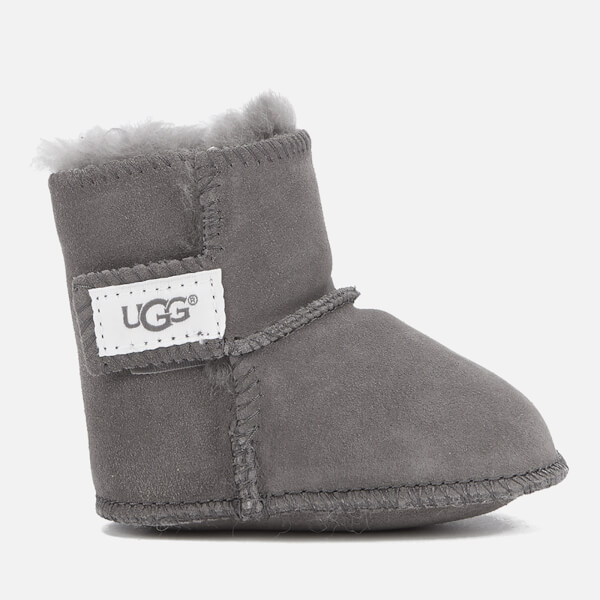 5a72bee35cf4 UGG Babies  Erin Suede Boots - Charcoal  Image 1