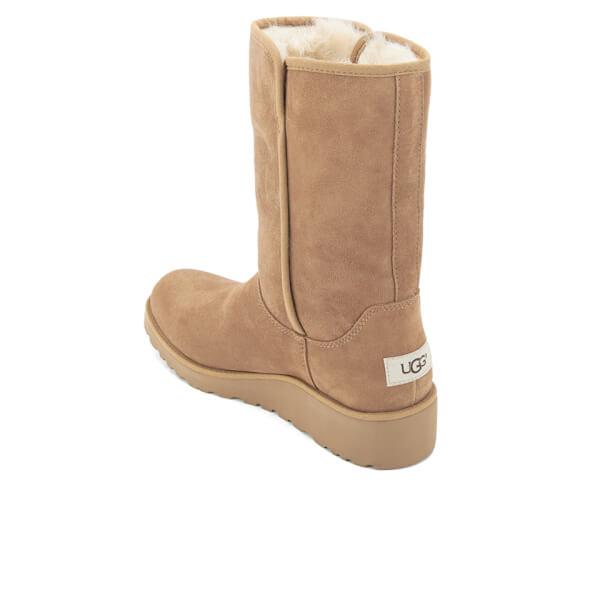 d61f33cff6df UGG Women s Amie Classic Slim Sheepskin Boots - Chestnut Womens ...