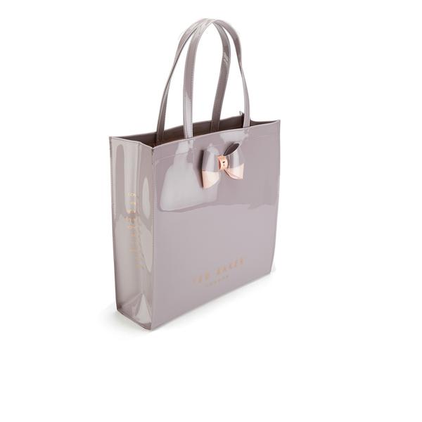 c71920c6a7fb5 Ted Baker Women s Elacon Large Icon Bag - Mid Purple  Image 3