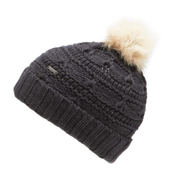Woolrich Women's Serenity Lake Hat - Light Grey Melange - S
