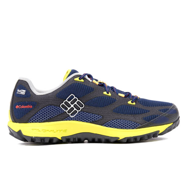 Columbia Conspiracy Iv Outdry Hiking Shoes Cousteau/Spicy H94u2655 Hiking Boots for men Offici