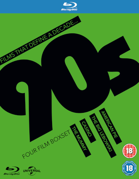 Films That Define A Decade Boxset - 90's