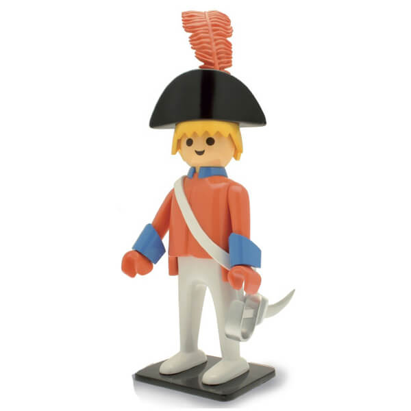 Playmobil Nostalgia Collection Guard S Officer Statue 25cm