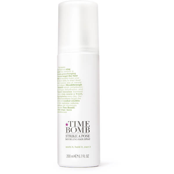 Time Bomb Strike a Pose Modelling Hair Spray 200ml