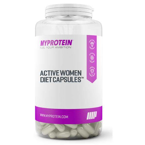 Cápsulas de Dieta Active Women™ | Myprotein.es
