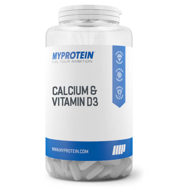Calcium & Vitamin D3 tablets | Myprotein.com