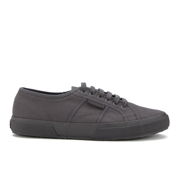 Superga Men's 2750 Classic Trainers - Total Dark Grey Iron