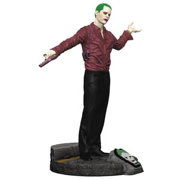 Suicide Squad The Joker Finders Keypers Statue