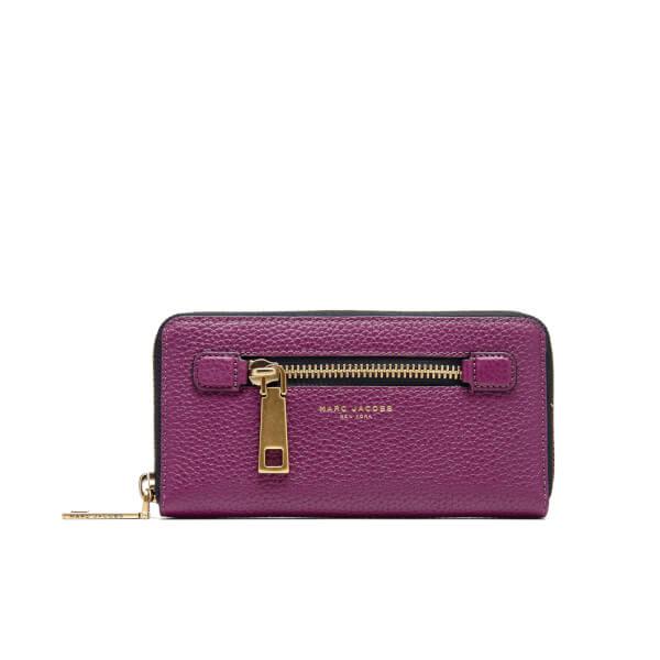 Marc Jacobs Women's Gotham Standard Continental Wallet - Iris