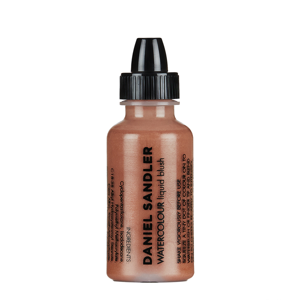Daniel Sandler Watercolour Liquid Blush - Golden Glow (15ml)