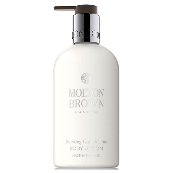 Lotion pour le corps Bursting Caju & Lime Molton Brown 300 ml