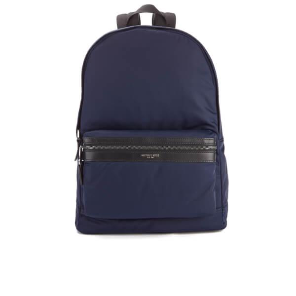 Michael Kors Men's Kent Nylon Backpack - Indigo