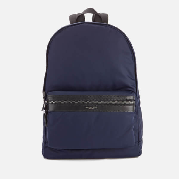 e51a96cd3ed9 Michael Kors Men s Kent Backpack - Indigo  Image 1