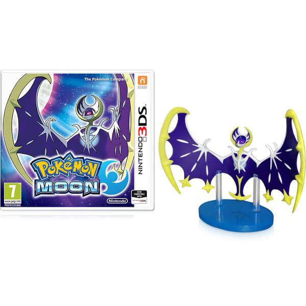 Pokémon Moon + Lunala Figurine