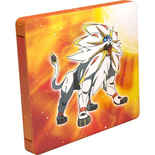 Pokémon Sun Steelbook