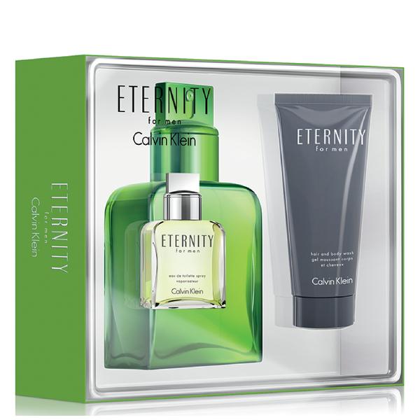 Calvin Klein Eternity for Men Aftershave Xmas Coffret 2016