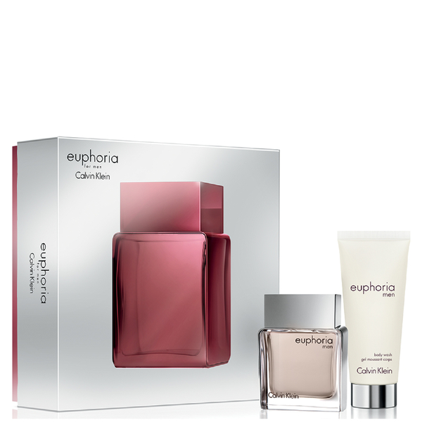 Calvin Klein Euphoria for Men Aftershave Coffret Set