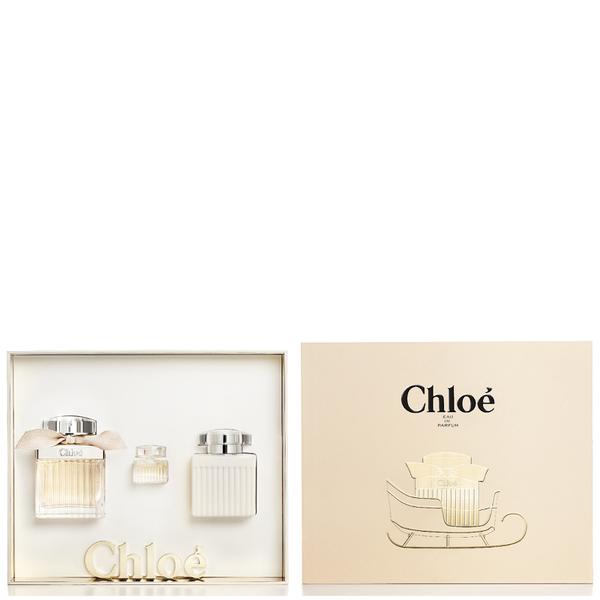 De Signature Parfum Set Eau Chloé Coffret dQtshr