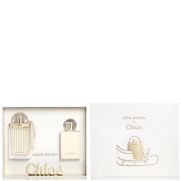 Chloé Love Story Eau de Parfum Coffret Set