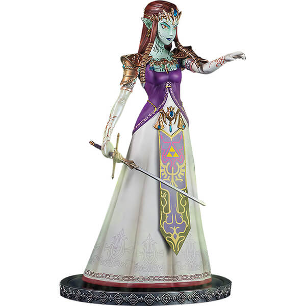 Ganon's Puppet Zelda Figurine (The Legend of Zelda: Twilight Princess)