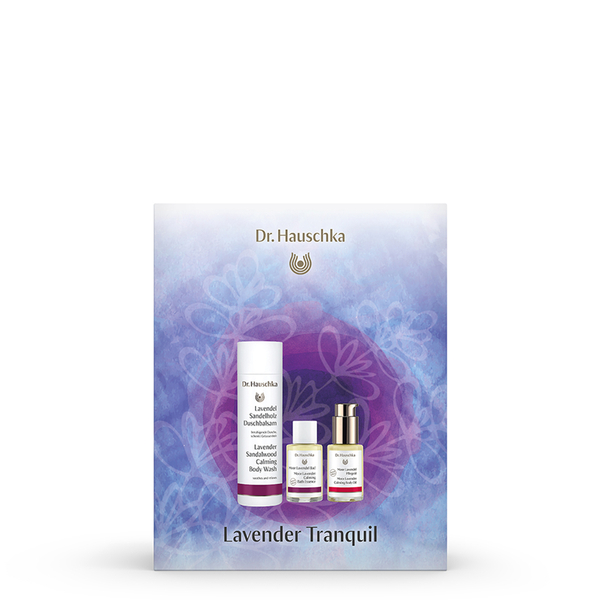 Dr. Hauschka Lavender Tranquil Set (Worth $29.30)