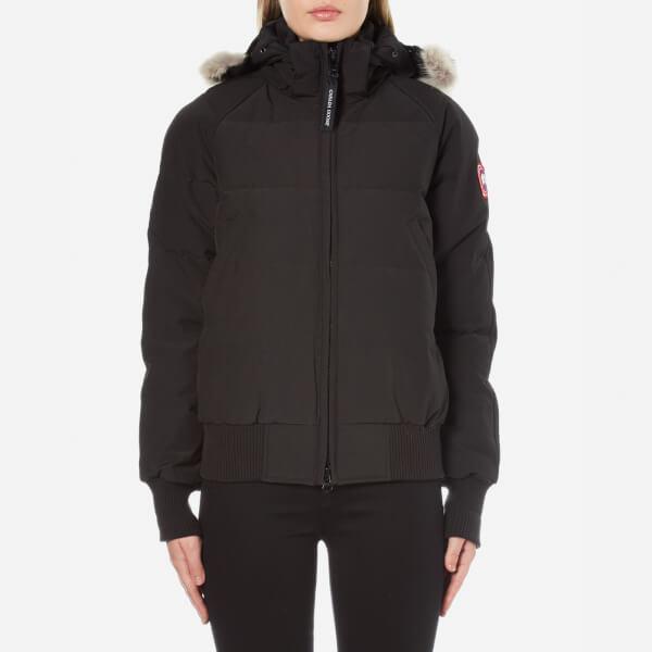 Canada Goose Women's Savona Bomber Jacket - Black