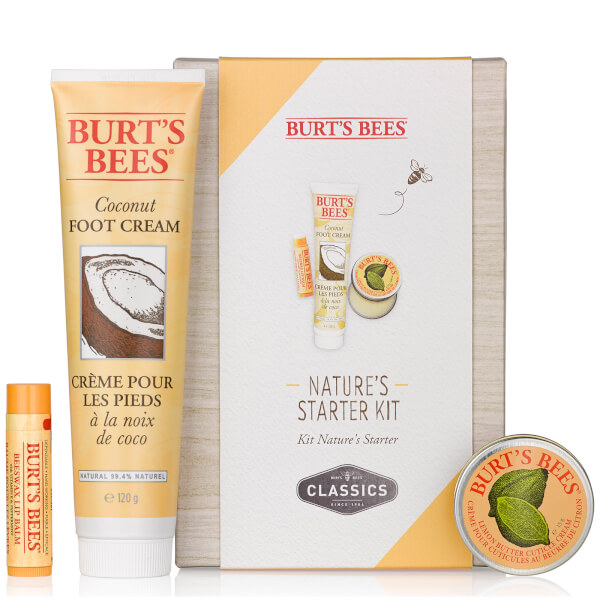 Burt's Bees Nature's Starter Kit (2016)