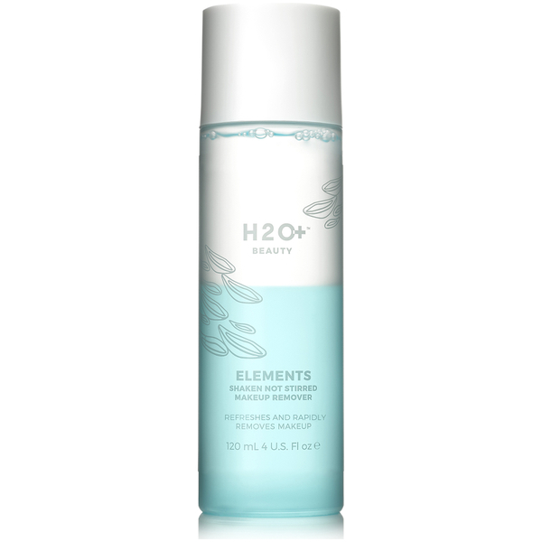 H2O+ Beauty Elements Shaken not Stirred Makeup Remover 4 Oz