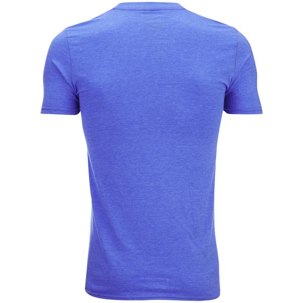 star wars men's x-wing schematic t-shirt - heather royal | my geek box,