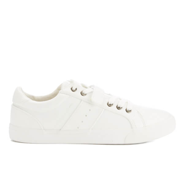 Brave Soul Men's Jones Trainers - White