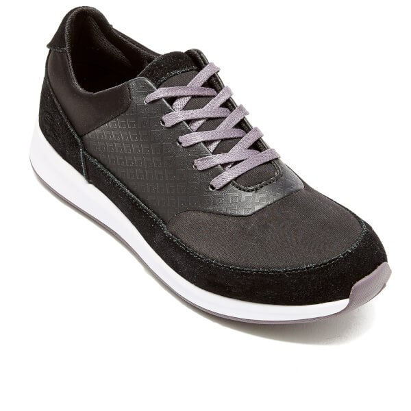 Womens Joggeur Lace 416 1 Trainers, Black Lacoste