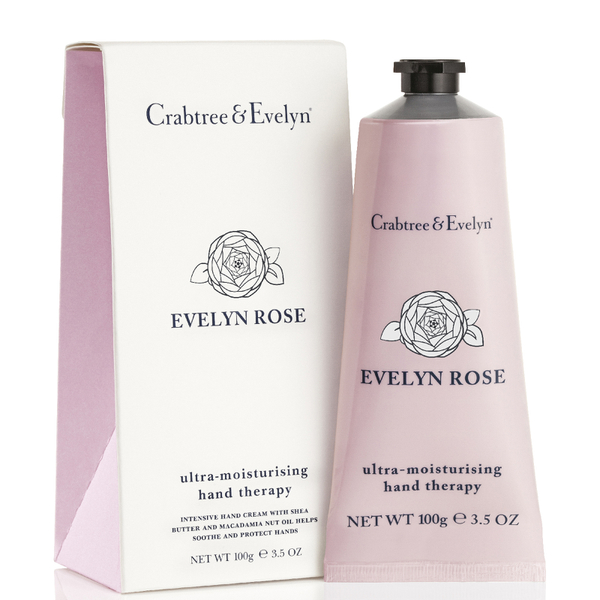Crabtree & Evelyn Evelyn Rose Hand Therapy 100 g