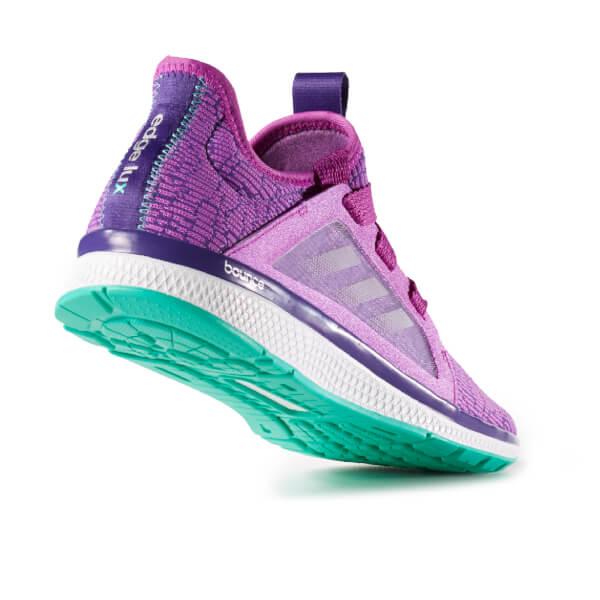 Adidas Women S Edge Lux Running Shoes Purple