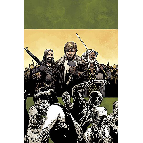 The Walking Dead: March to War - Volume 19 Graphic Novel