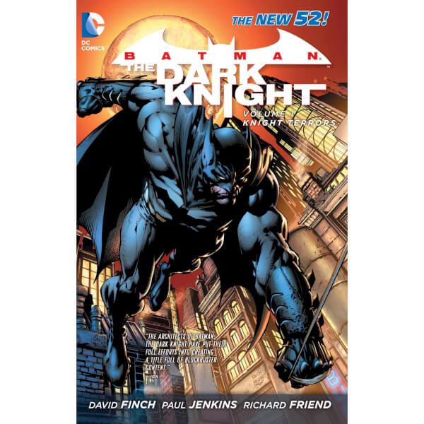 Batman: The Dark Knight - Knight Terrors - Volume 1 Graphic Novel